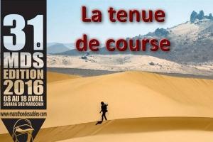 AVRIL: marathon des sables